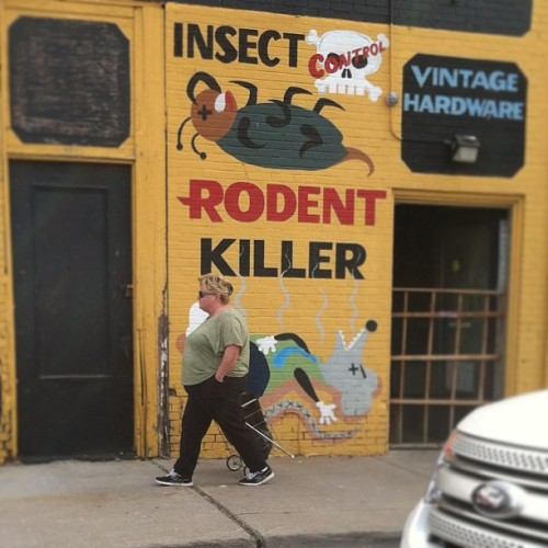 #detroit #michigan #rodent #killer #pestcontrol #roaches #rats  (at Detroit Yacht Club)