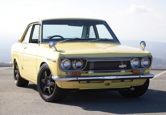 BaT Exclusive: 1970 Datsun Bluebird SSS Coupe bringatrailer, bringatrailer.com This 1970 Datsun Bluebird SSS Coupe (chassis P510-244933) is the JDM right-hand-drive sibling of the common 510 model, and is notable for its swept c-pillars, SSS exterior trim, and wide rear lamp assembly with sequential turn signals. It was…  classic