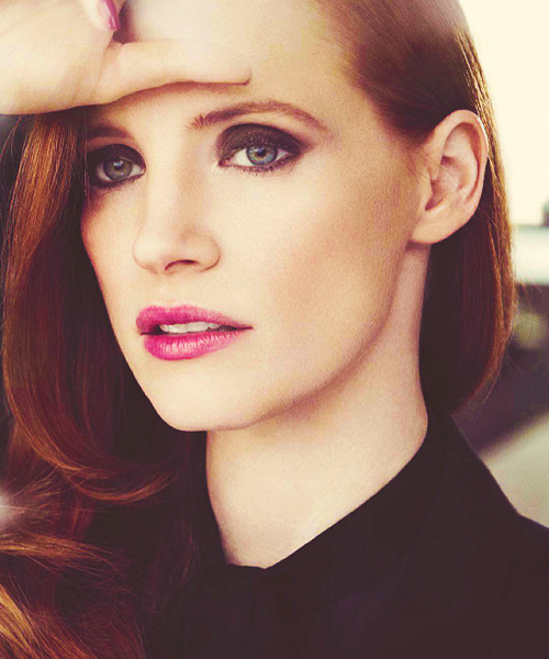 Jessica Chastain for Vanity Fair Italy (April 2013)