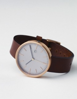lylaandblu:  203 PVD Rose Gold & Walnut