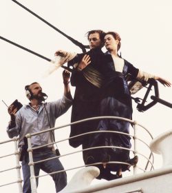Behind the scenes of Titanic, 1997