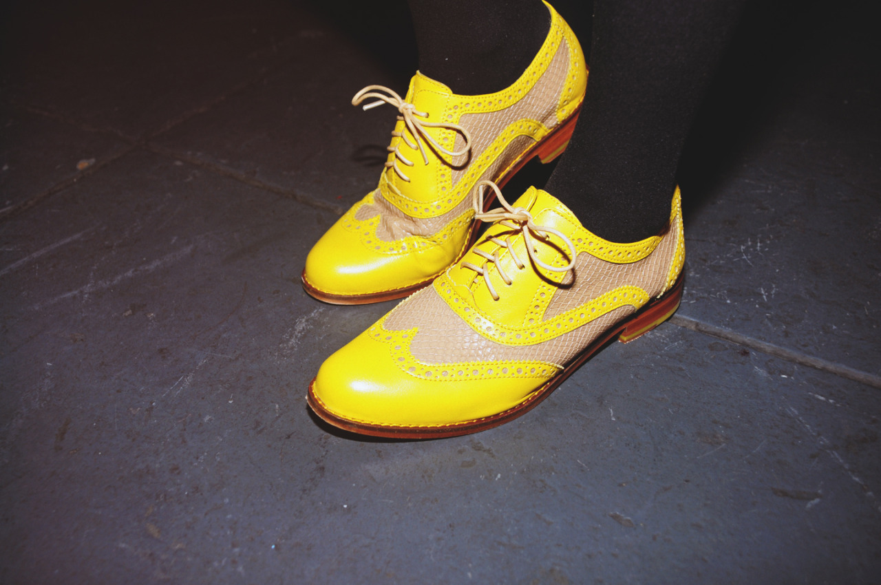 Our love for Cole Haan shoes!