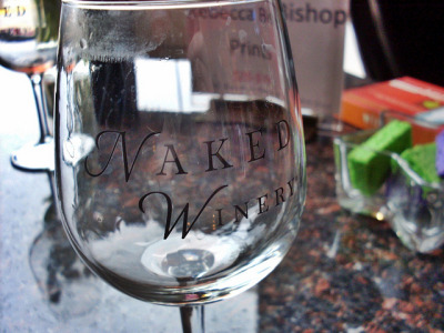 naked winery on Flickr.