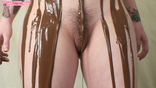 Pippa's Chocolate Brazilian girlsingoo:  Chocolate rivers… Easter Treat