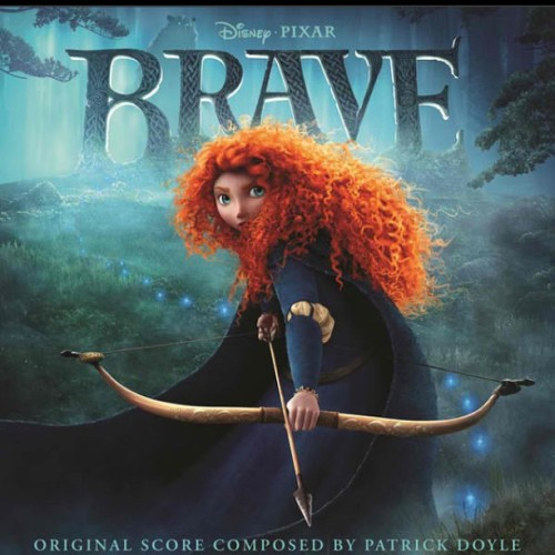 Nothing like listening to the Brave soundtrack while it's raining outside ☔🎶😊