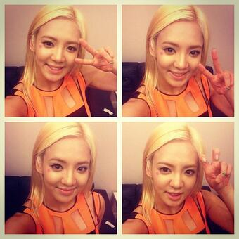 [HYOSTAGRAM] It was nice meeting you~~ Thai : )