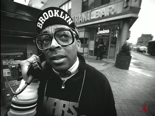 Spike Lee as 'Mars' in She Hate Me.