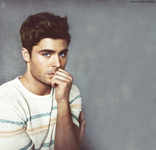 justbeautifulife:  zac efron | via Tumblr sur We Heart It. http://weheartit.com/entry/61617188/via/sabienroks