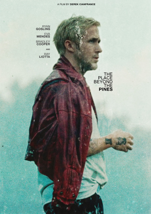 The Place Beyond the Pines : Poster Concept  Midnight Marauder