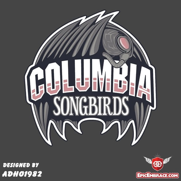 Columbia Songbirds - by adho1982Available for $11 from EpicEmbrace for 48 hours only.