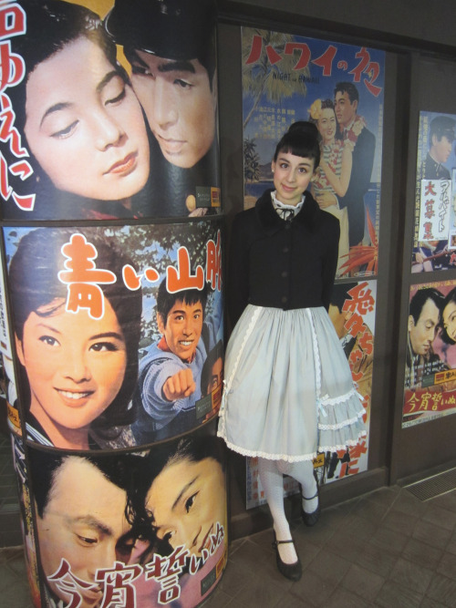 sapphira-doll:  I went to a cool Showa-style izakaya in Shimokitazawa! Click the photo to read my blog entry.