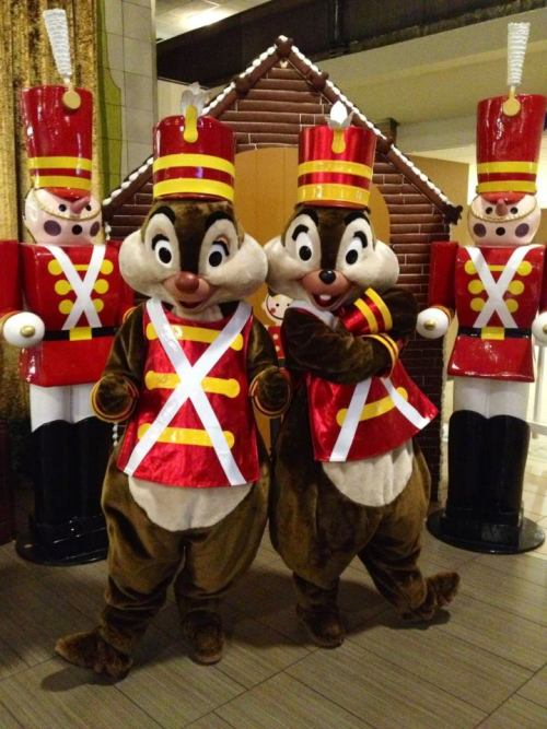 Chip & Dale @ the Contemporary
