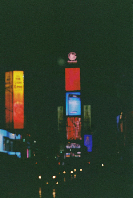 Times Square on Flickr.