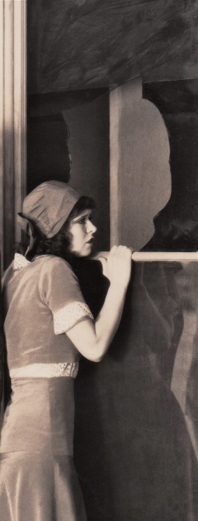 clarabowarchive:  Look Through Any Window ☆ Clara Bow ☆ True to the Navy (1930) ☆