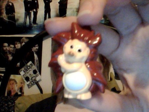 I didn't know Kinder Eggs were promoting the Hobbit.
