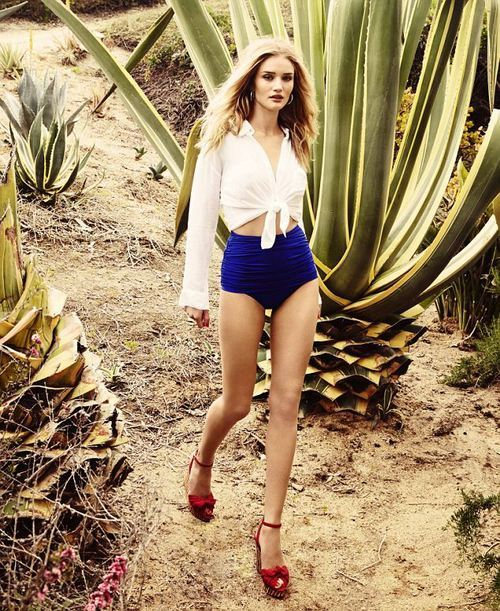 Rosie Huntington-Whiteley for The Edit 2013 | Photoshoot auf We Heart It. http://weheartit.com/entry/62131231/via/ArianaVidela