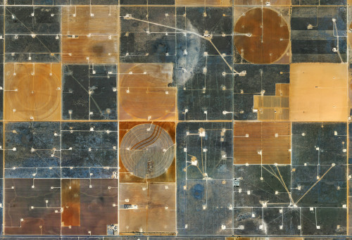 mishkahenner:  Brahaney Oil Field, Texas