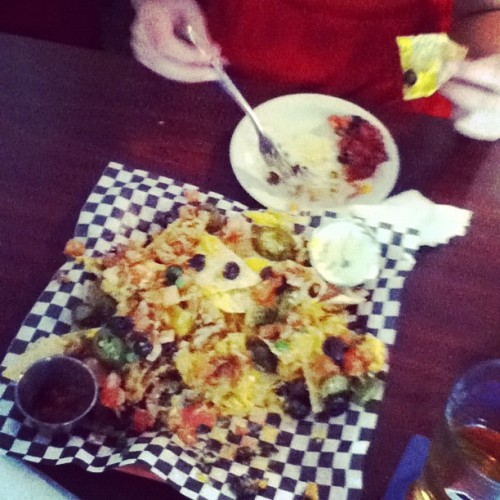 Nacho Saturday! #westend #nachosforever