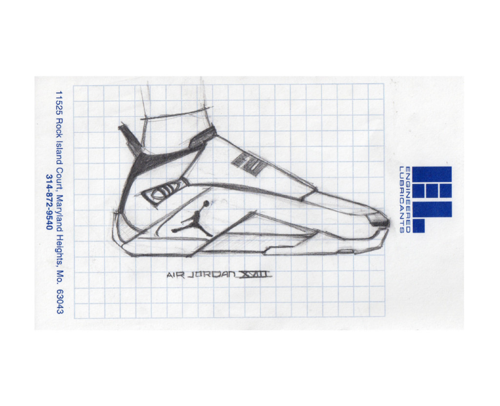 Check out my #XX8DaysOfFlight Air Jordan 18 story | Designing The Air Jordan XVIII Isn't Easy   http://www.brettgolliff.com/xx8daysofflight-designing-the-air-jordan-xviii-isnt-easy/