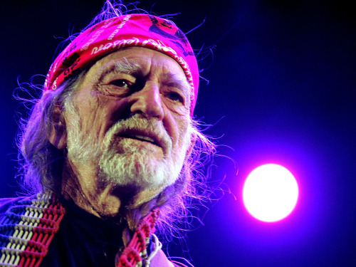 "nprmusic:  Happy 80th birthday, Willie Nelson! Hear the Red-Headed Stranger play ""Crazy,"" ""Rainy Day Blues"" and more in an archival session on Piano Jazz. Photo: Frazer Henderson/Getty Images"