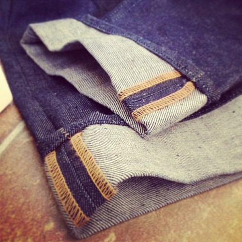3 pair of @taylorstitch jeans are easily some of my favorite purchases of 2012.