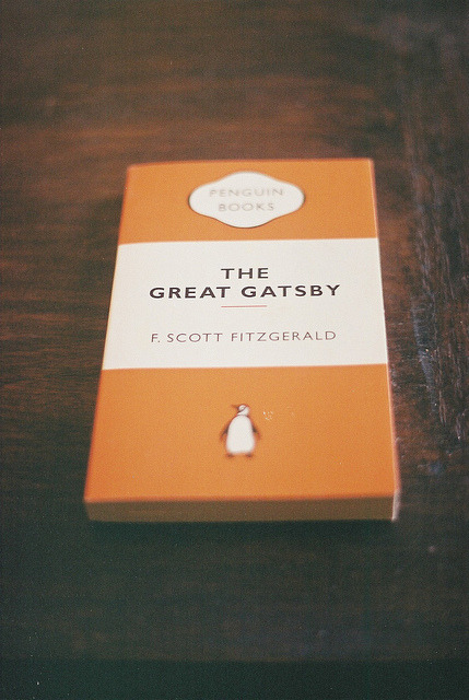 incked:  the great gatsby by natalie ✖ on Flickr.