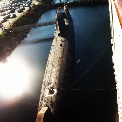 The Scorpion, Rusian Submarine, Long Beach, CA.