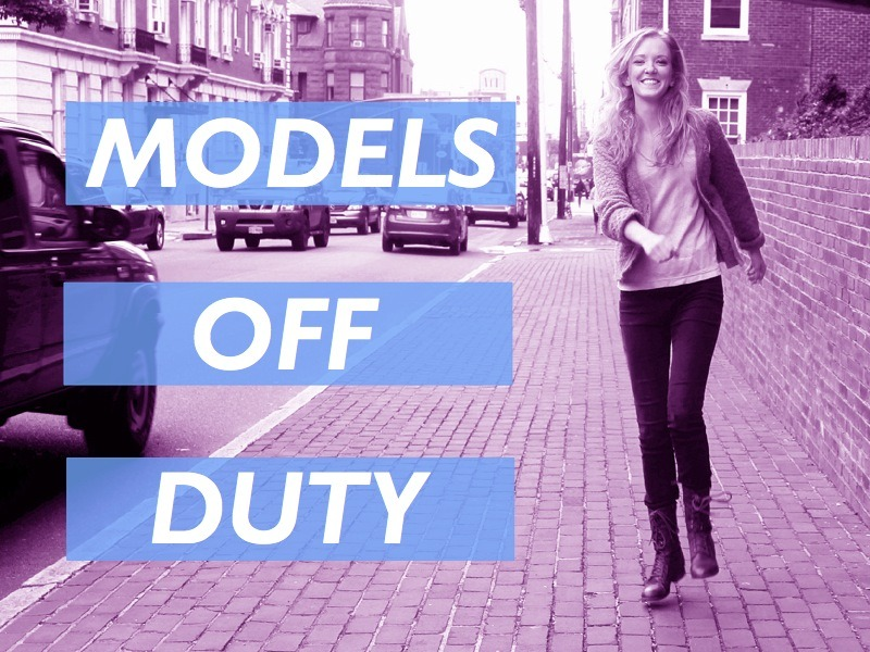 See what our favorite RVA models are up to after Fashion Week and get a glimpse of their personal style: http://rivercityfashionuprising.com/2013/05/09/models-off-duty/