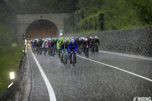 Tough day at the office: Giro d'Italia