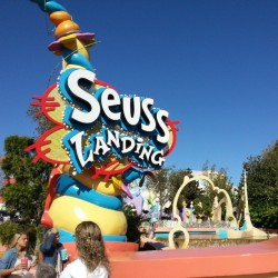 #DrSeuss #UniversalStudios #Orlando #Florida #travel #vacation #awesome :)