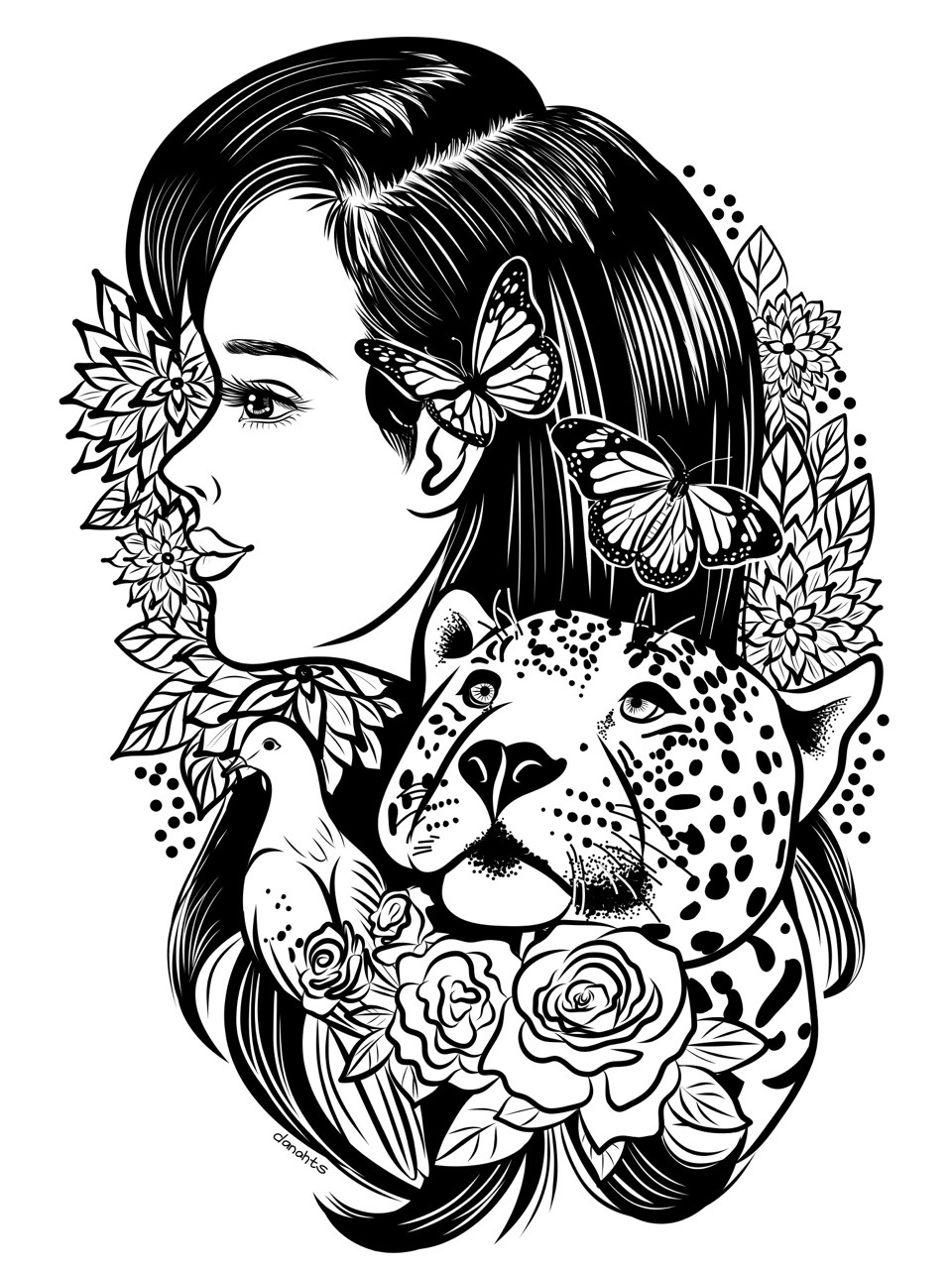 Art Drawing Ideas Tumblr Art by Danah Tusing Using