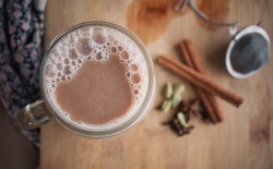 findvegan:  Chocolate Chai