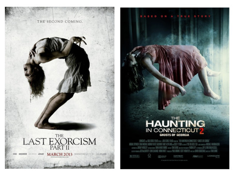 "wabisabiforrobots:  So there is a sequel to ""The Last Exorcism"" and the follow-up to ""A Haunting in Connecticut"" is set in Georgia.   Just making sure we're all on the same page."