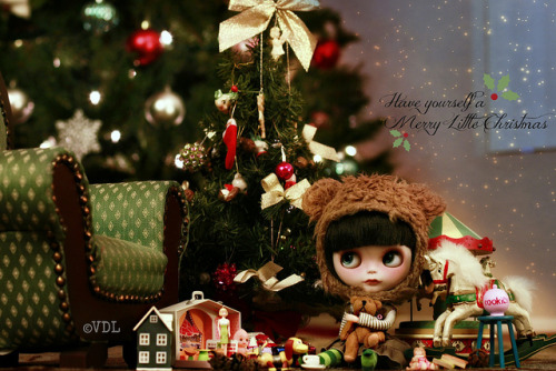 Have yourself a Merry Little Christmas….. by Voodoolady ♎ on Flickr.
