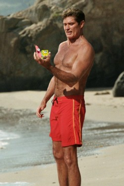 kodux:  magicisntreal:  remember when david hasslehoff was in the spongebob movie for no apparent reason  THAT WAS THE BEST EVER