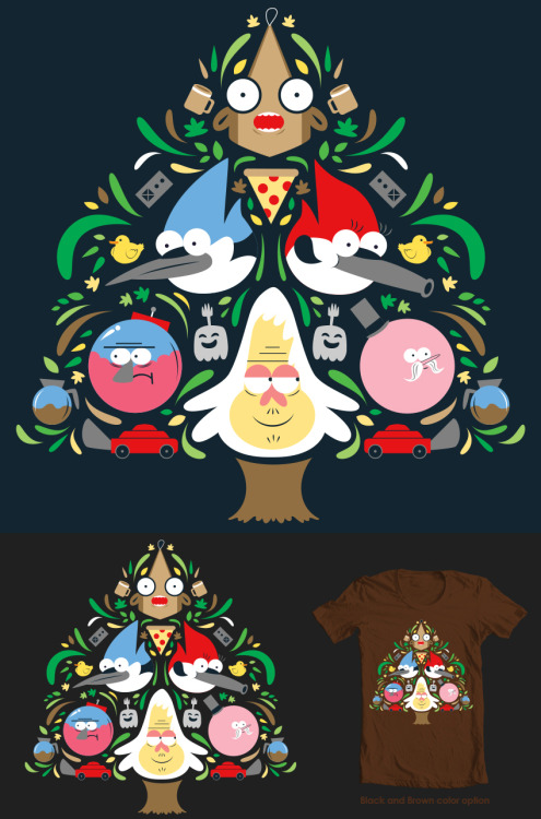 Regular Family Tree by Ashley Hay Up for voting at Threadless here. Please vote!