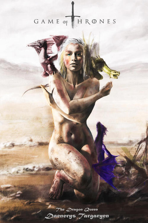 isilyastar:  mother of dragons