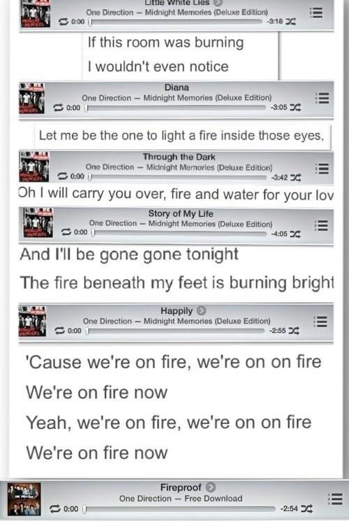 up-in-myhead:  I think I understand why the boys' new song is called Fireproof