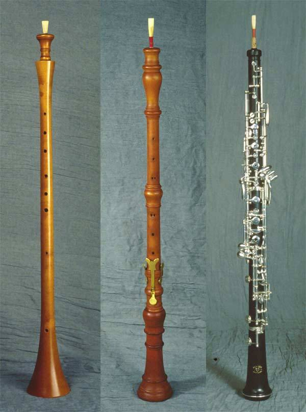 Evolution of Oboe. Well…that escalated quickly.