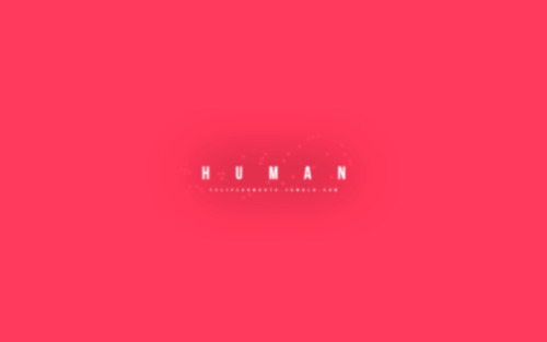 HUMAN Edition @ http://felipedomonte.tumblr.com+based upon how humans sees the human frame on art_