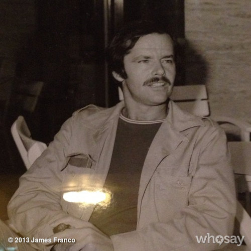 jamesfranco:  Young jack in cannes View more James Franco on WhoSay