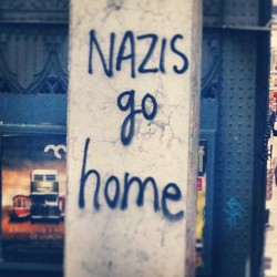 #nazi #streetart #art #loveit #love #inspiring #instagram #instamood #expression #ipic #iphone #iphonesia #like2like #like4like #followme