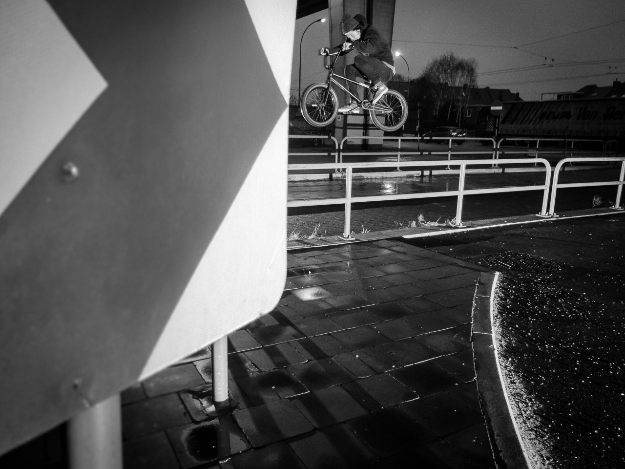 The Bridge BMX Store's Kenzo - Grind to Over