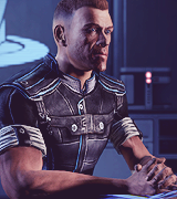 mass effect meme                           favourite npc - Commander Bailey (x)