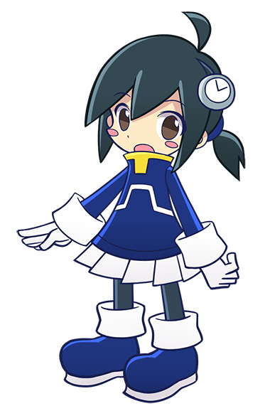Chibi form Kei. Normal form