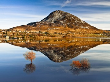 Mount Errigal, Ireland http://bit.ly/17xG3pG