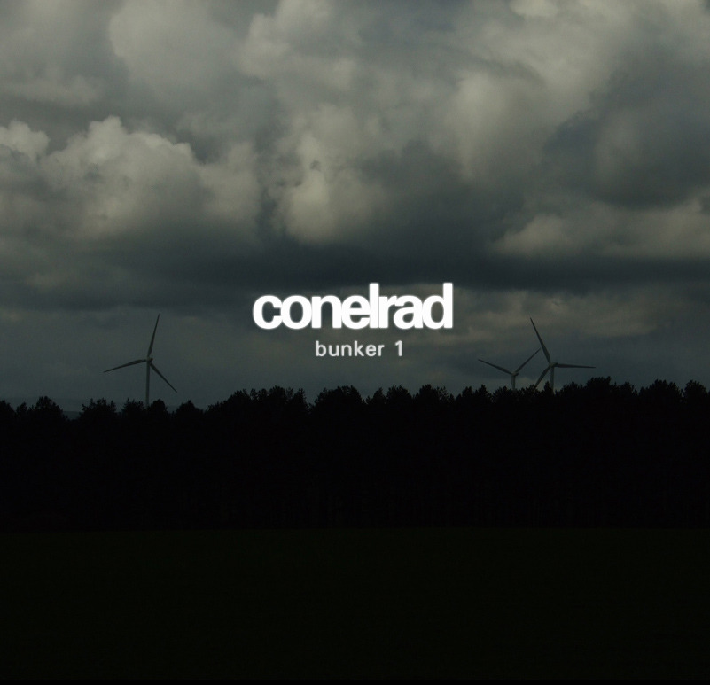 New conelrad album! Fuck yes! Get you one! It's free! Exclamation points!