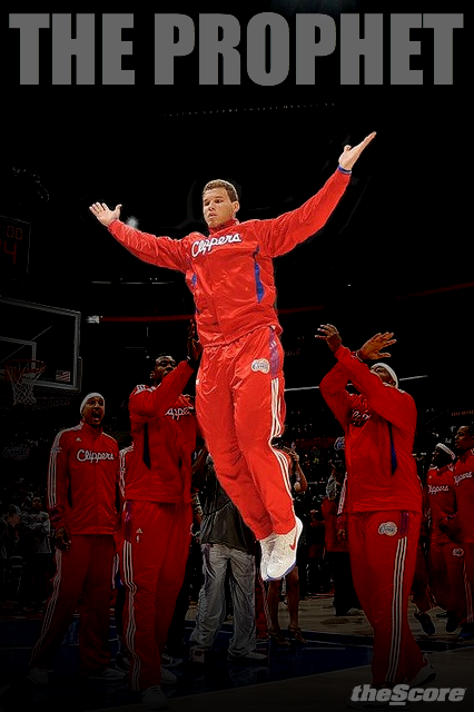 Pic: Blake Griffin or The Second Coming?