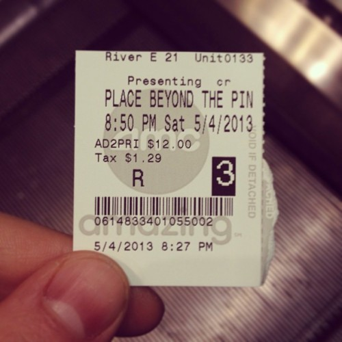 Just as good the second time #babygoose #YEShomo  (at AMC River East 21)