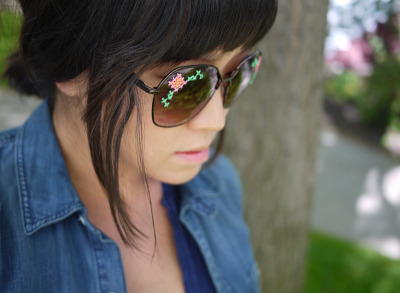 littlecraziness:  (via DIY Embroidered Sunglasses – Honestly WTF)